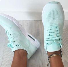 best service ac44c 61464 Nike Women Mint Green Sneakers Sport Shoes Nike Basketskor, Löparskor Nike,  Nike Free Skor