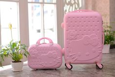 ❤ Blippo.com Kawaii Shop ❤ — fyeah-hellokitty: ~ Taobao Goodies: Suitcase ~