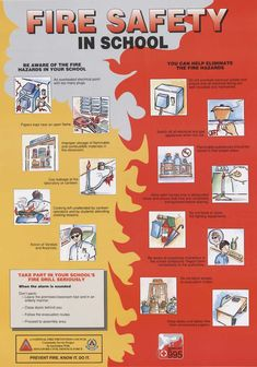 School Fire Safety Measures- Keep your Kids Safe in School all the Time