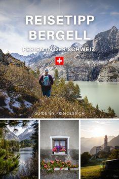 8 Reisetipps und Unterkünfte fürs Bergell. Ferien in der Schweiz