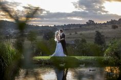 Erda and Russell's Cradle Valley Guesthouse Wedding