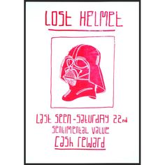 Lost Helmet!   The Red Door Gallery   Affordable Art and Design   Editioned Prints   Unique Gifts