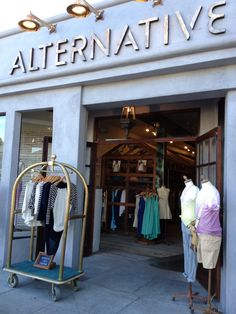 Alternative in Larchmont Village Los Angeles