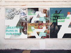 Rebrands of 2014 : Deviant+Art