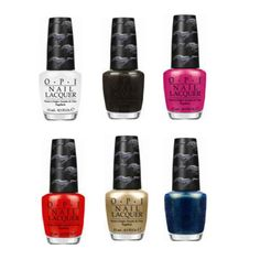 Ford Mustang by OPI Giveaway (Can) - Simply Stacie
