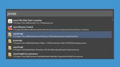ソフト・ファイル・フォルダなどをまとめて検索・即起動できる無料のWindows用ランチャーソフト「Wox」 - GIGAZINE