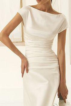 38 Trendy Ideas For Wedding Dresses Casual Short Older Bride Wedding Dress Styles, Bridal Dresses, Wedding Dress Older Bride, Older Bride Dresses, Wedding Wear, Wedding Dresses Second Marriage, Short Wedding Dresses, Lace Wedding, Second Wedding Dresses