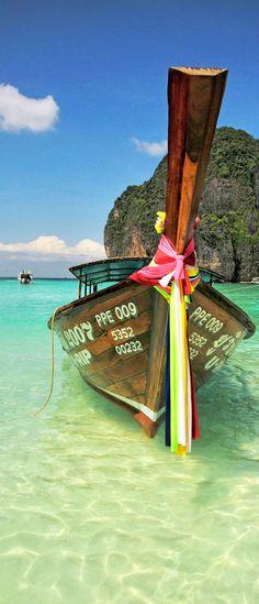 Maya Beach, Koh Phi Phi Leh, Thailand