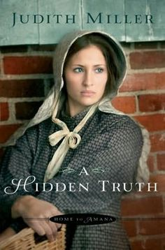 When Karlina Richter finds out that a new shepherd will be sent to East Amana, she fears she'll no longer be able to help her father with the sheep.  She'll be relegated back to kitchen work, a job she dislikes. (Amish Fiction--Hidden Truth by Judith Miller)