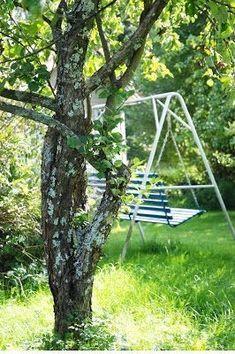 Outdoor Furniture, Outdoor Decor, Finland, Countryside, Villa, Cottage, Park, Eyes, Garden
