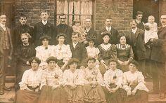 possibly working class wedding- Edwardian