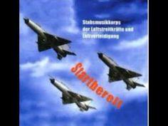"""Stabsmusikkorps der NVA Luftstreitkräfte und Luftverteidigung - """"Stadion Marsch"""" / Staff Band of the East German Air Force and Air Defense - """"Stadium March"""""""