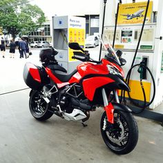 Multistrada S Touring