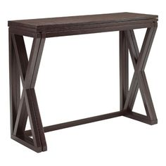 $329.99 Sitcom Furniture Turin Flip Top Bar Table