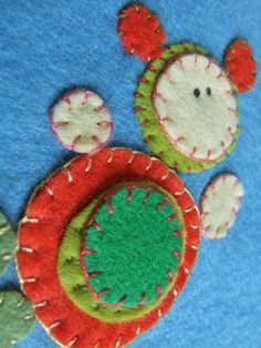 michele made me: Tutorial Revisit - Teddy Bear Swim Needle and Hook Book