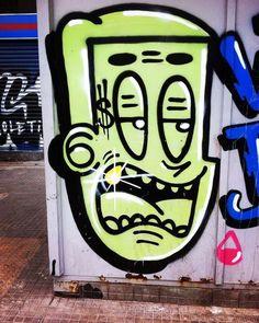 """Street Art"" San Paolo October 2015 – Graffiti World Graffiti Alphabet Styles, Graffiti Lettering Fonts, Graffiti Writing, Street Art Graffiti, Graffiti Doodles, Graffiti Cartoons, Graffiti Characters, Arte Do Hip Hop, Chalk Pastel Art"