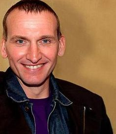 Photo of Christopher Eccleston for fans of Doctor Who 33420177 David Tennant Doctor Who, Christopher Eccleston, First Doctor, Eleventh Doctor, Steven Moffat, Doctor Who Quotes, Rory Williams, Donna Noble, Billie Piper