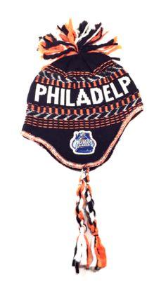 Philadelphia-Flyers-Winter-Classic-Laplander-Toque-Knit-Tassels-Beanie-Hat-Cap
