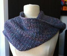 Ravelry: Granite Stitch Convertible Wrap pattern by Dana Freed