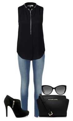 """MICHAEL Michael Kors"" by lt-forand on Polyvore"