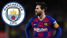 Man City learn Lionel Messi 'is open to 12-month deal' - if he's paid £500k-a-week - The Football Lovers Manchester City, Manchester United, Pep Guardiola, Lionel Messi, Premier League, City Football Group, Ronald Koeman, Barcelona, News Around The World