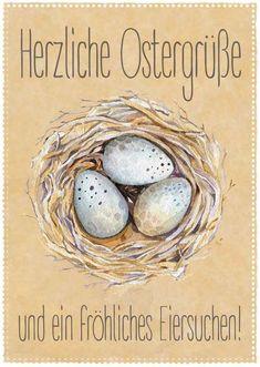 Ostergruesse verschicken an freunde und familie