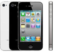 iPhone 4 unlock -8gb unlock black/white mix (unlocked) smartphone  #Apple
