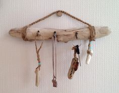 driftwood key hook