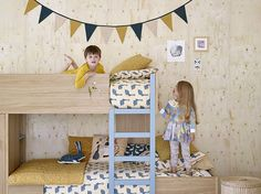 We have fallen in love with absolutely everything! From that functional furniture to décor accessories and textiles. It's the result of a joint work made by the French magazine Milkand the furniture brand Habitat. What a mix!The room stylings we are showing today are clear examples of a kids' space where everything was carefully selected …