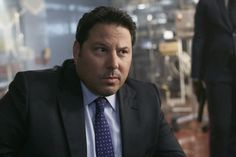 Pin for Later: Heroes Reborn: Meet the Old and New Characters in Pictures from the Reboot  Greg Grunberg is back as Matt Parkman.