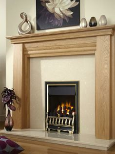 Oasis Plus, High Efficiency, Gas Fire, Coal Fuel Bed Flame Picture, Dallas Black, Gas Fires, Oasis, Bed, Design, Stream Bed, Beds