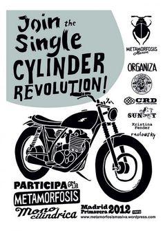 Single Cylinder Revolution