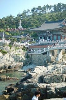 Haedong Younggung Temple, Busan, South Korea