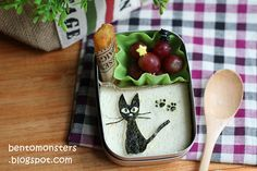 Kitty Cat Lunch  IMG_8774 by bentomonsters, via Flickr