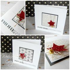 Papers & Stamps... Handgemachtes mit Papier & Stempel