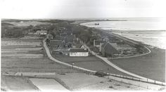 Vlieland - Panorama dorp - 1948 | Flickr - Photo Sharing!