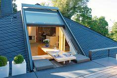 Die Dachfenster Systeme von Sunshine bieten vielseitige Einsatzmöglichkeiten und Funktionsweisen bei den unterschiedlichsten Dächern und Ebenen.
