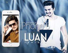 Promoção Mega FM e Luan Santana: Concorra a um iPhone 6!
