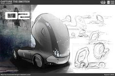 Week 2 Truck Concept by Sebastain Lorenz