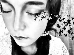 Anggi'sm Gallery: Eksperimen Make Up dan Editting