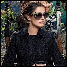 9b75252594 gafas de sol mujeres invierno - Buscar con Google Dolce And Gabbana Eyewear