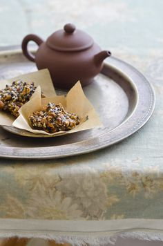 Peanut and Sesame Candy | At Down Under