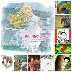 Todas las Películas de Estudios Ghibli Hola ahora les traigo todas las películas de estudios Ghibli todas unas joyas de animación japonesa.
