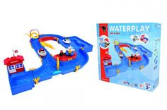 Fire Alarm Big Waterplay Watercourse Play Set - EarlyWhirly - The Best Deals on The Best Wooden & Educational Toys