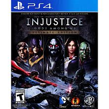 Pre-Owned Injustice: Gods Among Us Ultimate Edition for Sony PS4