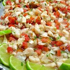 Memo's Shrimp Ceviche on BigOven: My shrimp ceviche. Tried and true recipe from cook at Puerto Vallarta Resort. Simple and tasty!!