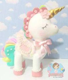 Moldes de Unicórnio em feltro #unicornio #feltro #moldes #artesanato #feltreiras #moldesdeunicornio #unicorniofeltro #felt #horse #unicorn #patterns #crafts #partyunicorn #feltunicorn #patternsunicorn #fieltro