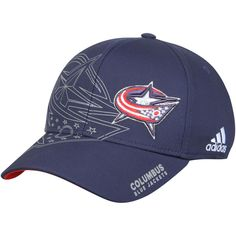 size 40 2b02d 04427 Men s Columbus Blue Jackets Reebok Black White 2017 NHL Stanley Cup Playoff  Participant Structured Adjustable Hat, Your Price   23.99   Columbus Blue  ...