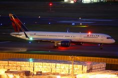 Delta Air Lines, Boeing 757-200, N535US, Tokyo Narita