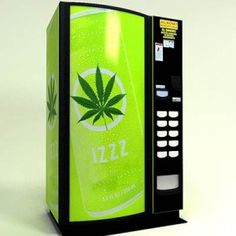 Apparently in New Zealand they are rolling out newly developed marijuana vending machines to the public